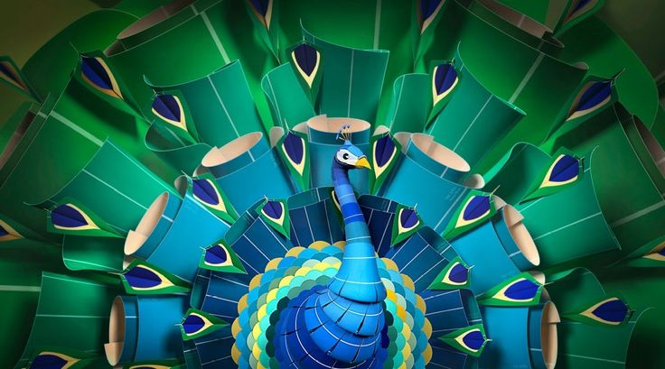 25 Best and Award Winning 3D Animated Short Films for your Inspiration - Kaleidoscope - 3D Animation Short Film