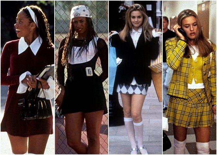 30 Outfits De Pelicula Que Fueron Los Verdaderos Protagonistas Outfits Moda Ropa De Moda