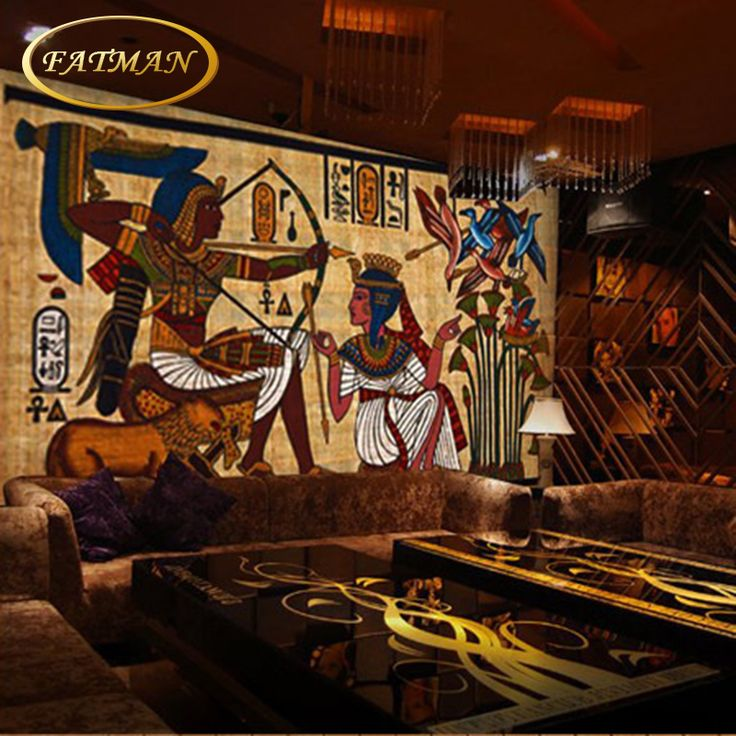 Best 10 wine wallpaper ideas on pinterest cafe design for Egyptian mural wallpaper