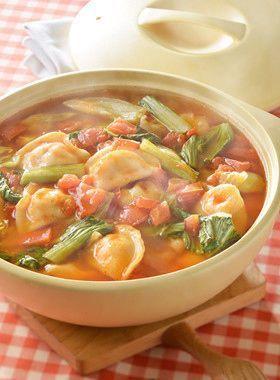 【厳選レシピ】美味しい餃子鍋が食べたい方向けのおすすめレシピまとめ。 - NAVER まとめ