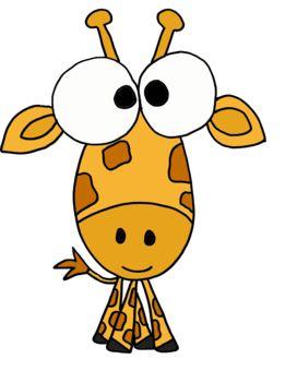 funny cartoon giraffe - Google Search