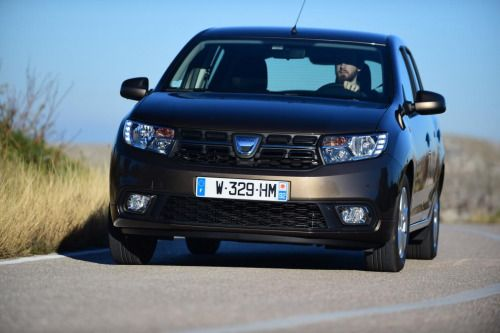New Dacia Sandero 2017 facelift review  pictures...