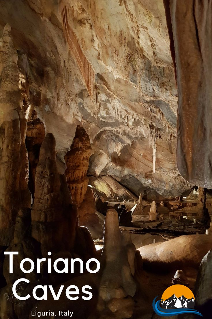 The Liguria region isn't just full of mountains and luxury holiday resorts on the riviera, there are also some fantastic day trips to do. One of our favourite day trips whilst staying in the area recently was checking out the caves on the outskirts of the village of Toirano.