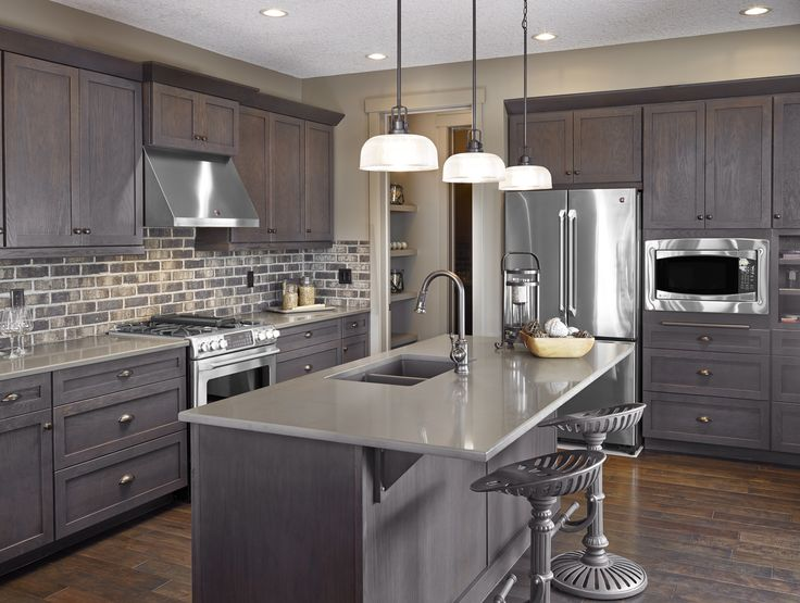129 best Our New House Kitchen   not that I will actually be cooking in it  images on Pinterest   Home  Architecture and Live129 best Our New House Kitchen   not that I will actually be  . New Home Kitchen Pictures. Home Design Ideas