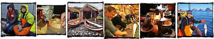 Jobber med bevaring og fremme av nordnorsk båttradisjon.