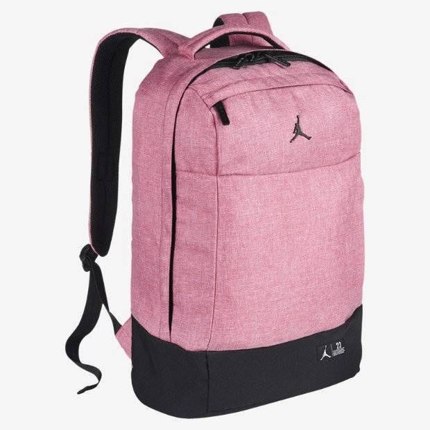 aa31b23b7122 Pink Air Jordan Backpacks