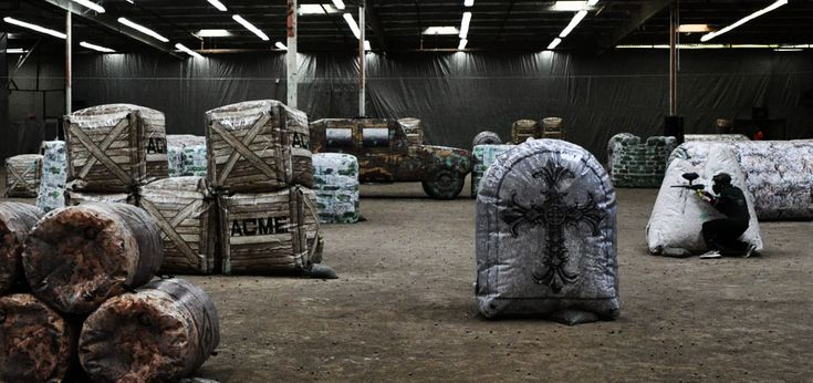 Paintball - Indoor & Outdoor Fields | Westworld Paintball ...