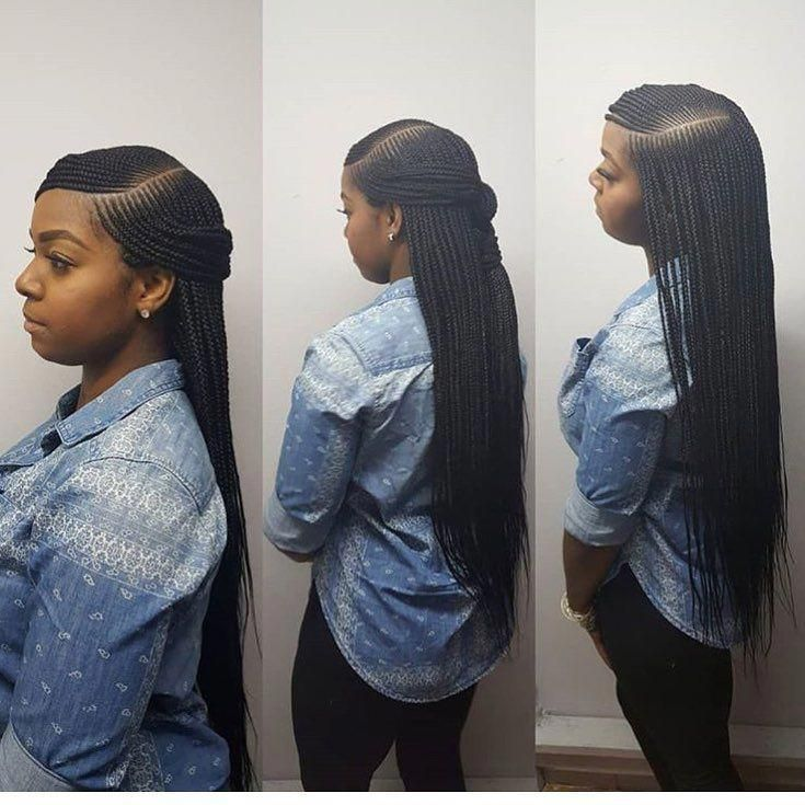 Updo Hairstyles For Black Women | Grey Ponytail | Forced Female Haircuts 2019092…