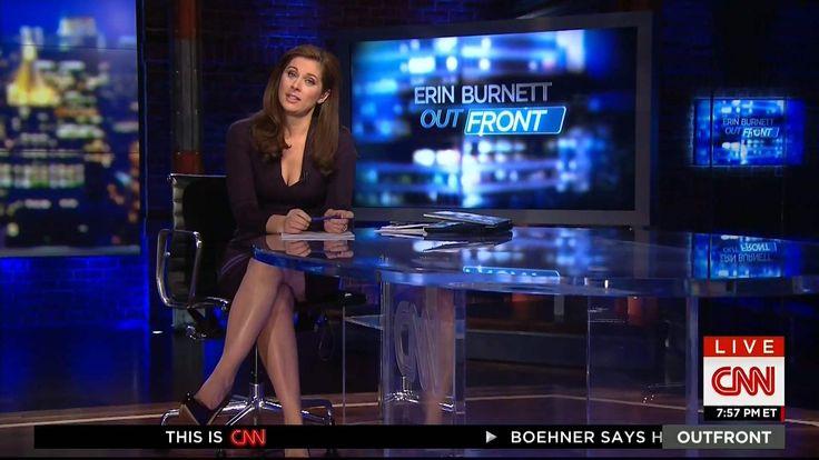 CNNs Erin Burnett  Erin Burnett  Pinterest  Erin