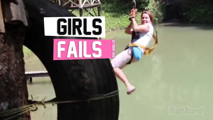 Girls Fails Ultimate Funny girls fail Compilation October 2016.