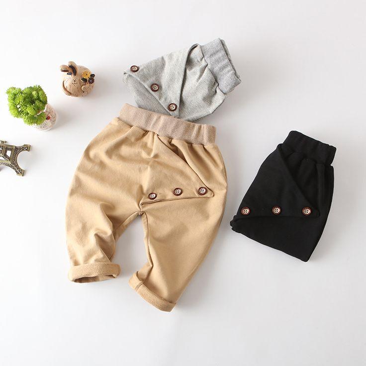 harem pants baby trousers boys pants girls leggings children toddler pants kids jogging enfant garcon cotton bobo choses 2017