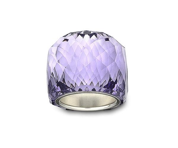 Beautiful Tanzanite: Swarovski Nirvana Tanzanite Ring