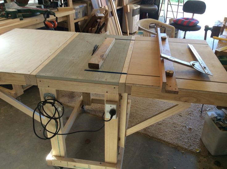 42 Best Images About Table Saw Accessories On Pinterest The Family Handyman Block Plan And
