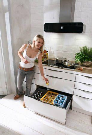 Platz ist in der kleinsten Küche – Tipps zur Planung der Schränke
