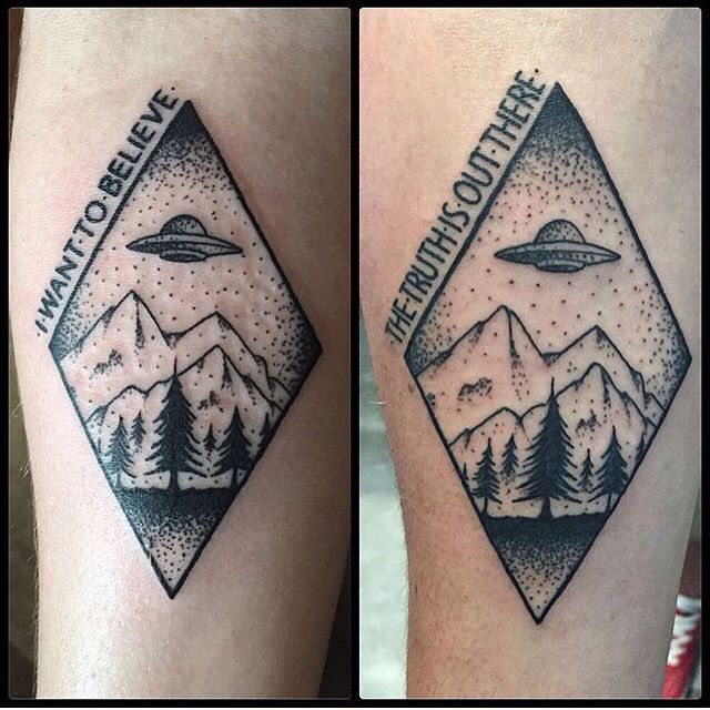 Image result for ufo tattoos