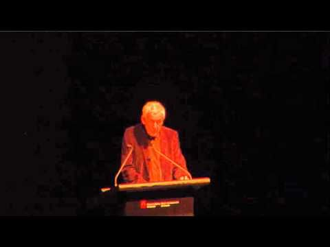 Forum Lectures 2012-2013: Kenneth Frampton Lecture (Feb. 8, 2013)
