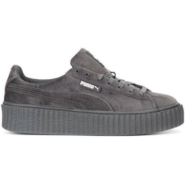 puma sneakers grey