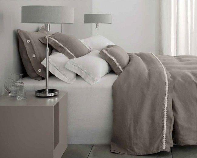 Roupa de cama de linho da Buddemeyer