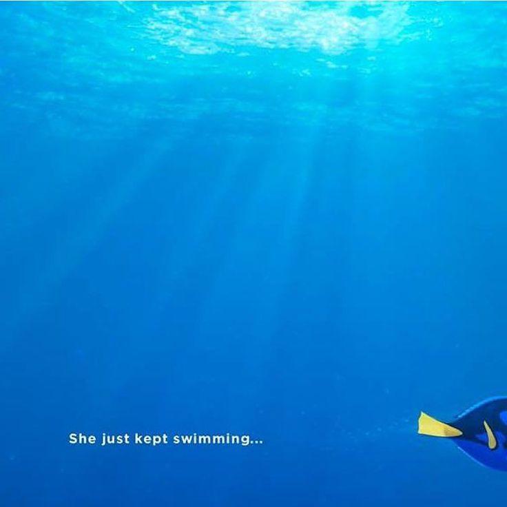 El secreto es seguir nadando... by beautyblog