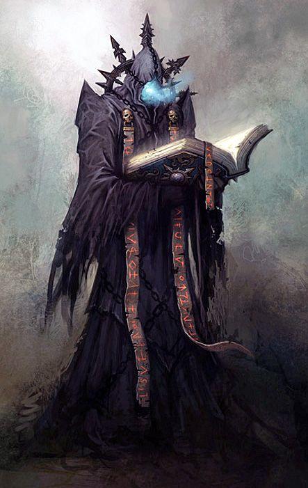Guardião do Destino e o livro da vida.                                                                                                                                                      Mais