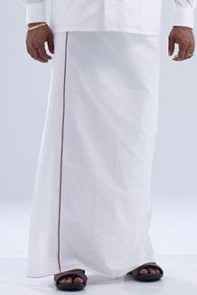 Simla Kora Cotton Dhoti Manufacturers & Suppliers in India - http://www.ramrajcotton.com/cotton-dhoti.php