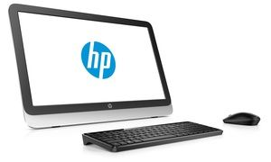 "Groupon - HP Pavilion 23"" All-in-One Desktop Computer with AMD Quad-Core Processor and 1TB Hard Drive (Manufacturer Refurbished). Groupon deal price: $364.99"