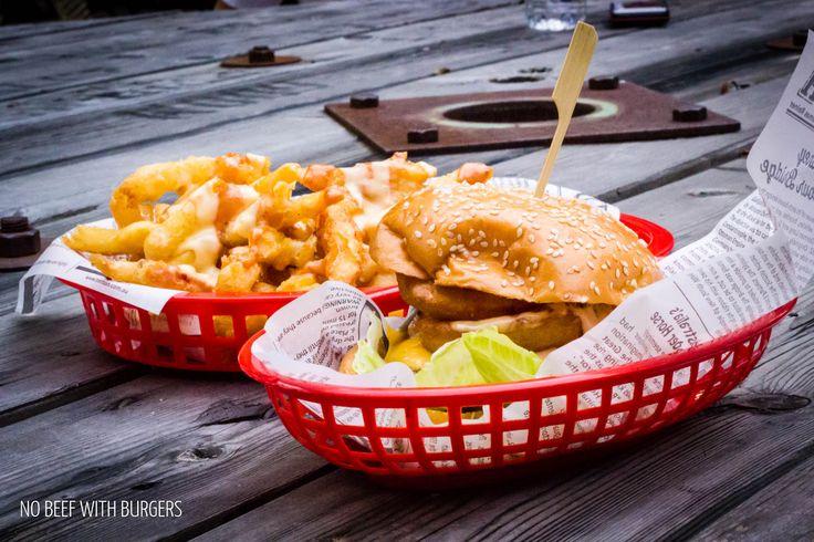 Burger Josh launches his new menu including an all new vegetarian burger: The Lisa Simpson Part 2!