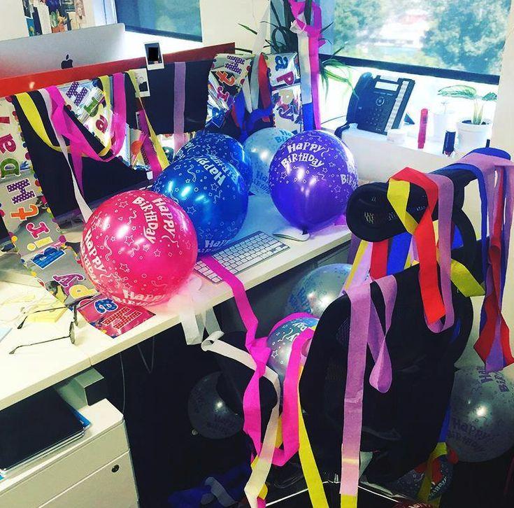 We know how to celebrate birthdays 🎂  #studiomatrix