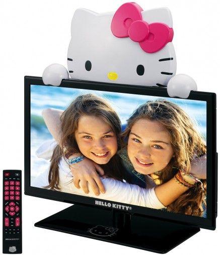 Hello Kitty LED TV