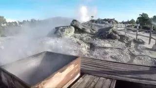 Te Puia - Rotorua, NZ - YouTube