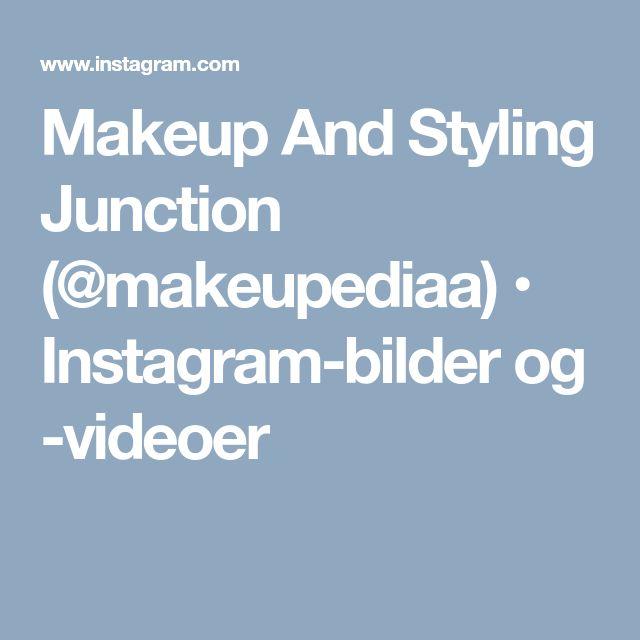 Makeup And Styling Junction (@makeupediaa) • Instagram-bilder og -videoer