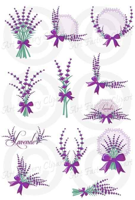 OregonPatchWorks.com - Sets - Lavender Flair