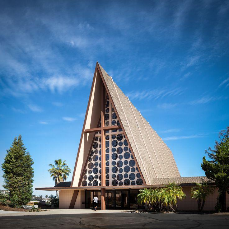 https://flic.kr/p/rUazyQ | Trinity Presbyterian Church | Architect: Culver Heaton (1961) Location: San Diego (Spring Valley), CA