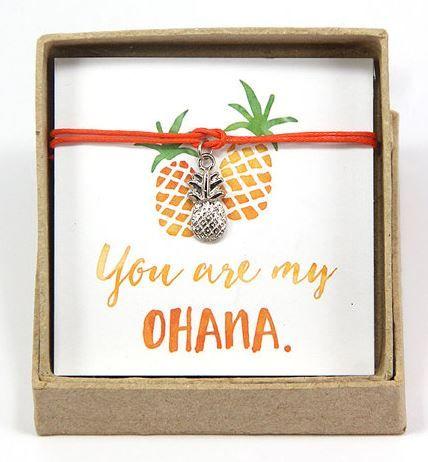 Pineapple Bracelet - The Hawaiian Home