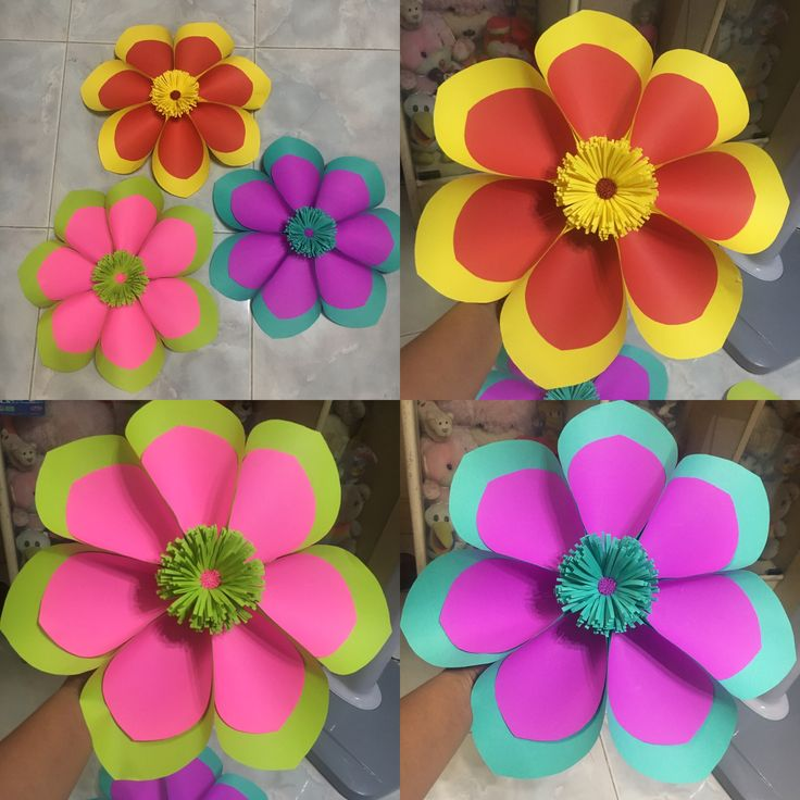 Hawaiian Paper Flower by GelleDIY  Hand-made Paper Flower by GelleDIY #Nursepreneur #sideline #Passion PM me for inquiries