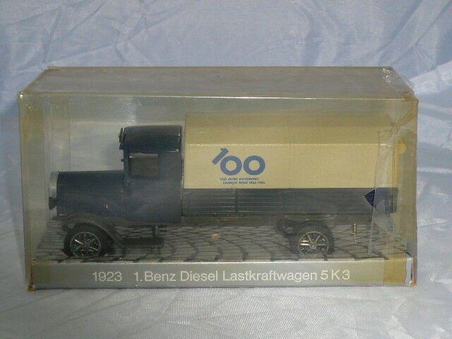 Cusor Wohl 1 50 1923 1 Benz Diesel Lastkraftwagen 5k3 Ovp