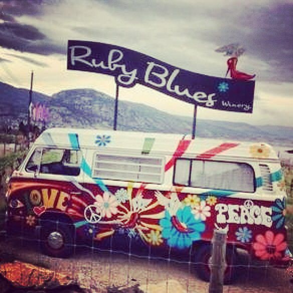 Ruby Blues Winery...