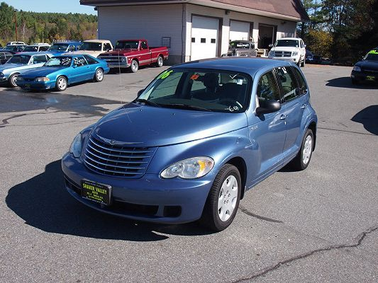 3A4FY48BX6T215035 | 2006 Chrysler PT Cruiser for sale in Enfield, NH Image 1