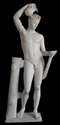 Il perché dei mini-peni nell'arte greca, arte, scultura, Grecia, peni, pene, dimensioni, piccole, organi genitali, antica Grecia, cultura
