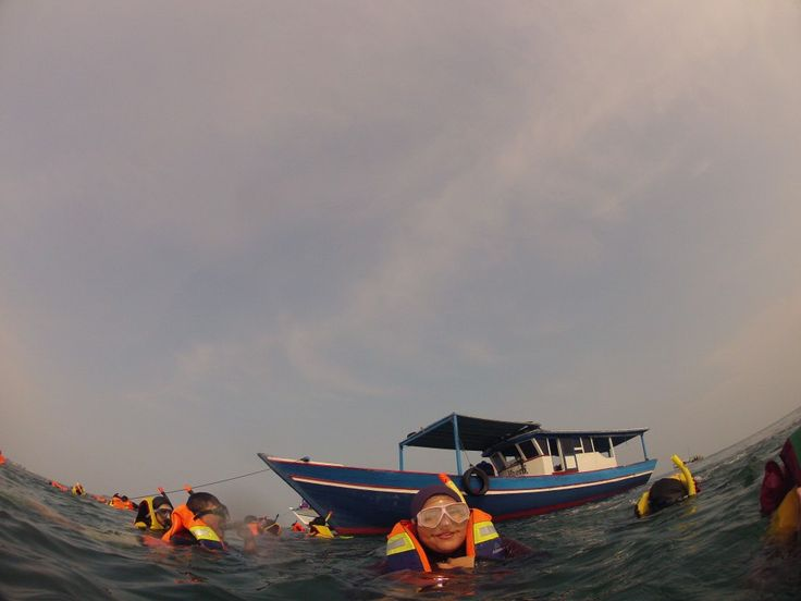 #sea #snorkling #thousandisland #indonesia