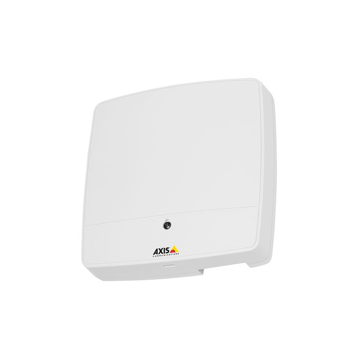 AXIS A1001 - die Zutrittskontrolle von AXIS  Mit der AXIS A1001 Zutrittskontrolle betritt Axis Communications erstmals den Markt der physischen Zutrittskontrolle. Vorteil des AXIS A1001 Network Door Controllers ist ein integrierter Webserver, der die einfache und intuitive Konfiguration und Integration in bestehende Systeme ermöglicht. Die AXIS A1001 Zutrittskontrolle ist unabhängig und kann durch Sensoren, Türschlösser und Lesegeräte anderer Hersteller erweitert werde