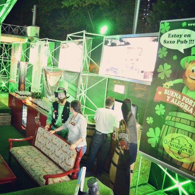 Eventos Epeciales Saxo Pub - UNAB Noche de los Mejores 2013