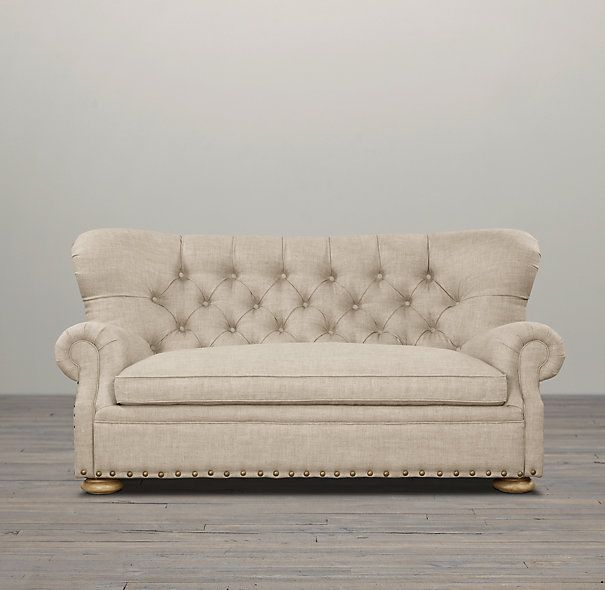 83 best restoration hardware livingroom images on pinterest for Restoration hardware churchill sofa