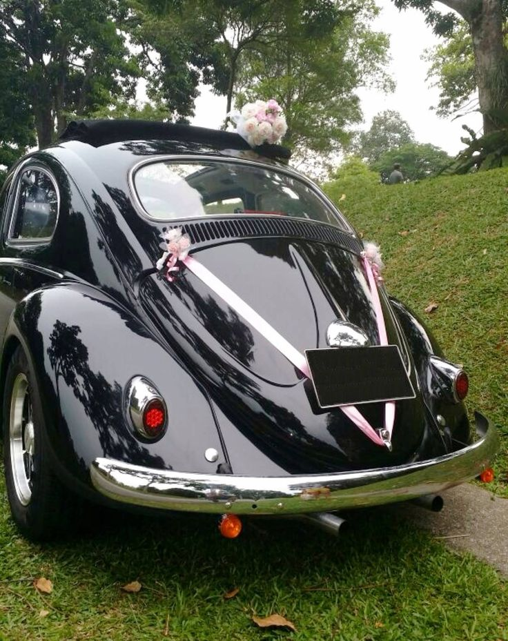 19 best That\'s All Volks - Wedding Beetle Hire Singapore images on ...