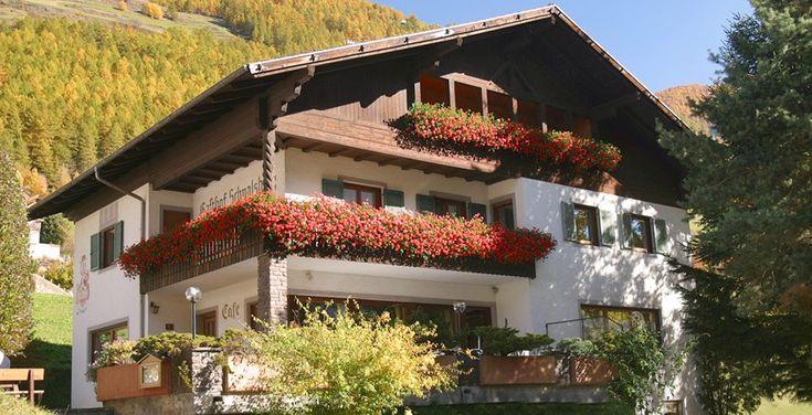 Gasthof Schnalsburg: Urlaub im Schnalstal Südtirol Pension Katharinaberg