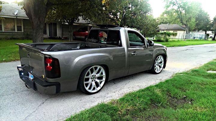 Custom Chevy, Chevrolet, GMC, Pickup