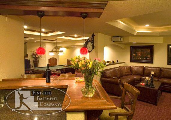 Denver Basement Remodel Images Design Inspiration