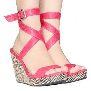 Gladiator Wedges_Red_side2_sepatu_shoes_hak_tinggi_pesan_custom_handmade_formal_casual_pesta_dress_wedges_jual_beli_wanita_eksklusif_slight_089624618831
