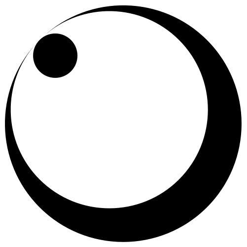 月星 つきにほし Tsuki ni Hoshi.  The design of the moon and star.
