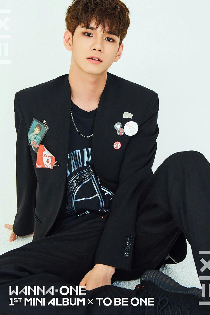 Wanna One 1st Mini Album Photo #7 Ong Seongwoo